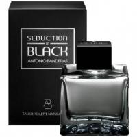 Antonio Banderas Seduction In Black Man