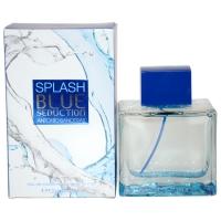 Splash Blue Seduction for Men Antonio Banderas